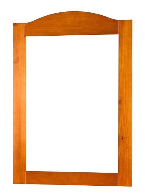 57104 - Mirror - Honey Pine