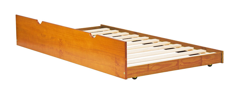 58304 - Twin Trundle Honey Pine