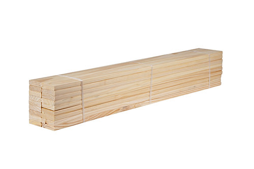 4001 - Pack of 18 Loose Slats for Twin Size Beds & Bunk Beds