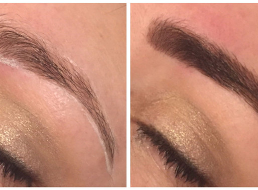 The next generation in eyebrow tinting