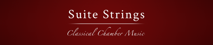 Suite Strings Logo