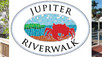 Jupiter Riverwalk - Bike/walking path with nature trails, food, shopping, scenic views along the Int