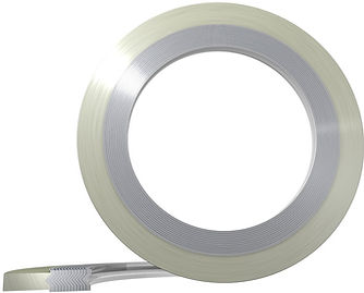 Spiral-wound gasket with outer ring for use with raised face flange systems or for use wth RTJ-flanges for the replacement of oval or octagonal ring joint gaskets