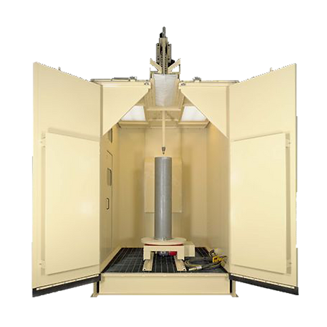 Empire Pre Engineered Blast Booths | Precision Finishing Inc.