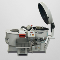 Cuttlery Finishing System with dryer