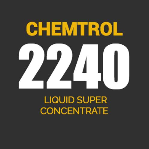 Chemtrol 2240 Vibratory Finishing Burnishing Compound