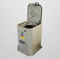 HTZ drying centrifuge for drying small parts