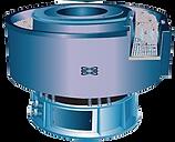 Sweco Internal Separation Tumbling Machines | Precision Finishing Inc.
