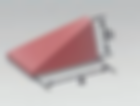 Wedge Bowtie (DK) | Rosler Plastic Vibratory Media
