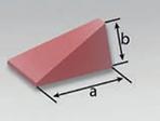 PFC-ZF | Wedge Bowtie (DK) | Rosler Plastic Media