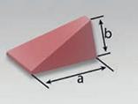 PFC-AF | Wedge Bowtie (DK) | Rosler Plastic Media