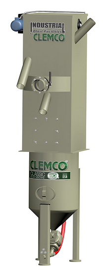 Clemco Belt Abrasive Recovery - Precision Finshing