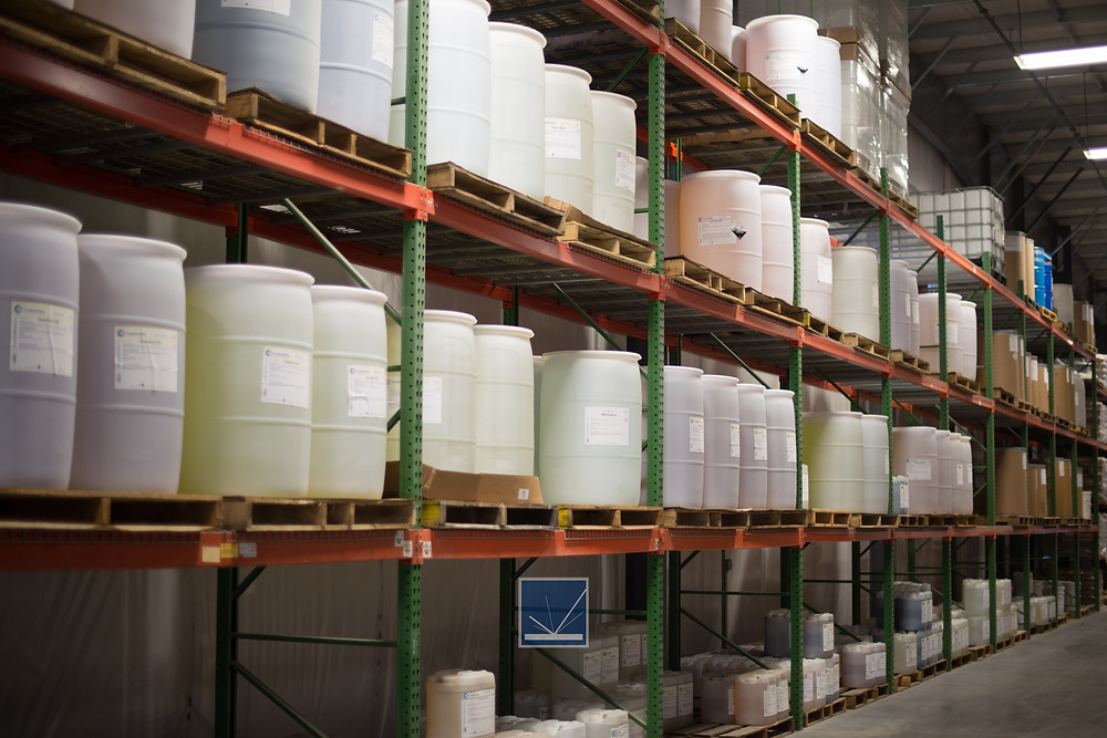 Chemtrol rust inhibitors can be sourced in 5, 55, and 275 gallon containers to suit application or space options
