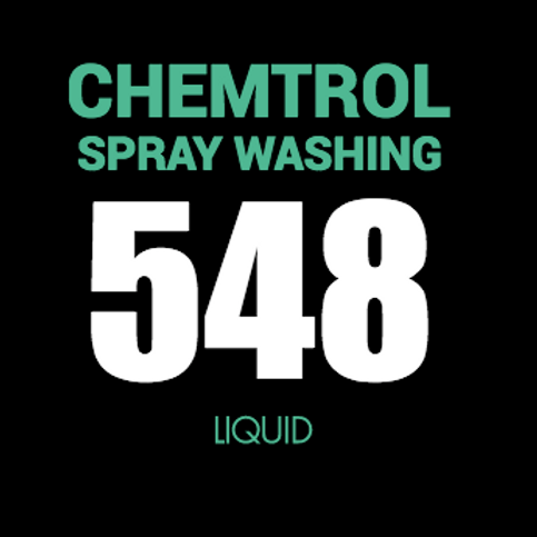 Chemtrol 548 Industrial Washing Compound