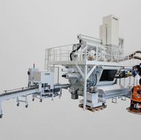 Automated Engine Block Blasting | Rosler