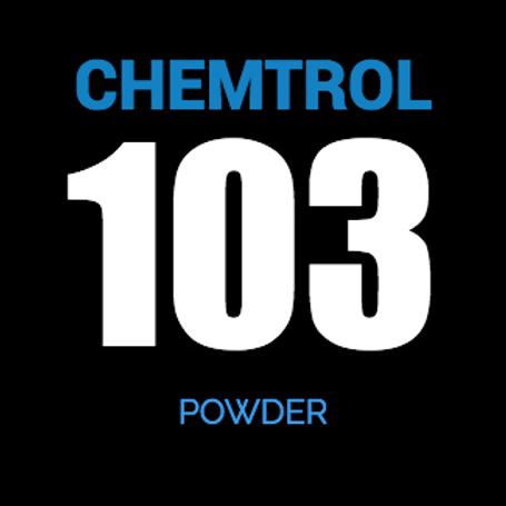 Chemtrol 103 Vibratory Abrasive Deburring Compound