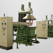 Plunge grinding system for wheel finishing