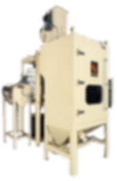 Shot Peening Equipment  | Precision Finishing Inc.