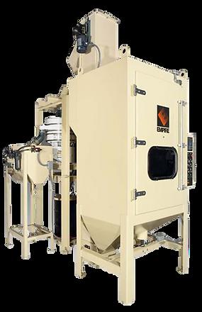 Shot Peening Equipment  | Precision Finishing Inc.