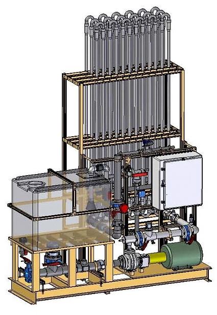 Chemtrol Ultra Filtration Equipment
