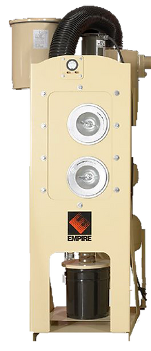 Empire SEM Cartridge Dust Collector