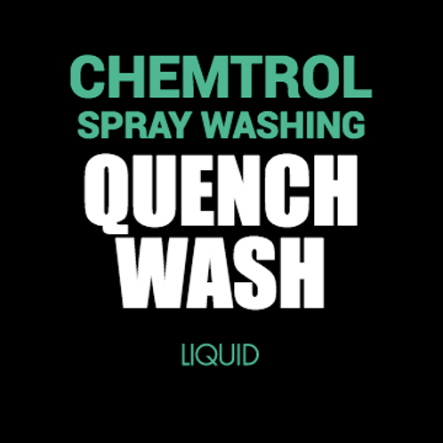 Chemtrol Quench Wash Industrial Washing Compound