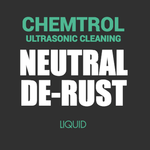 Chemtrol Neutral DeRust Industrial Washing Compound