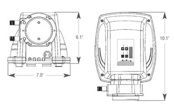 Stenner Peristaltic Metering Pumps