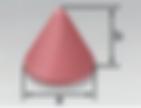 PMC | Cone Taper Top (K) | Rosler Pastic Media
