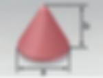 PFC-ZF | Cone Taper Top (K) | Rosler Plastic Media