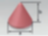 PFC-AF | Cone Taper Top (K) | Rosler Plastic Media