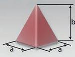 PFC-ZF | Pyramid Square Base (PQ) | Rosler Plastic Media