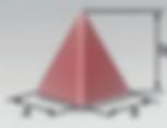PFC-AF | Pyramid Square Base  (PQ) | Rosler Plastic Media