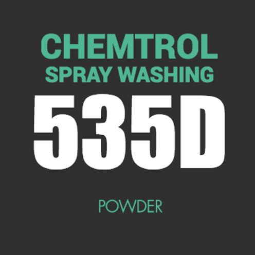 Chemtrol 535D Industrial Washing Compound