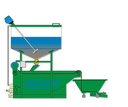 Wastewater Floculation Systems | Precison Finishing Inc.