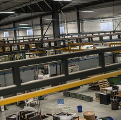 Complete overhead gantry systems