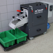Compact Plug & Play system with integrated wastewater tank