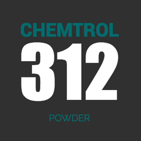 Chemtrol 312 Vibratory Finishing Cleaning Compound