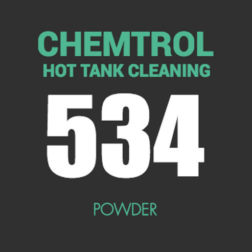 Chemtrol 534 Industrial Washing Compound