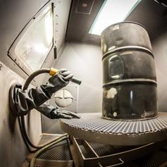 Large Direct Pressure Machines