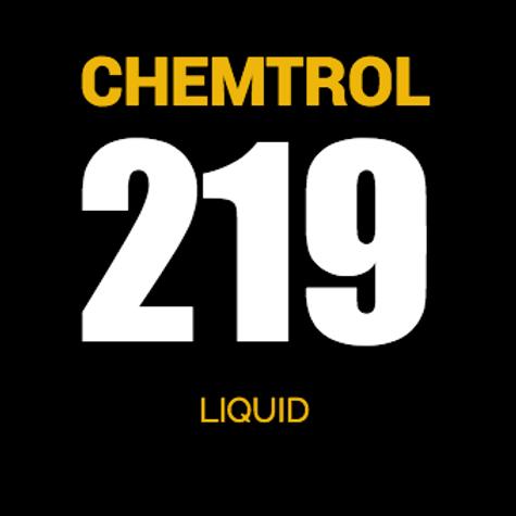 Chemtrol 219 Vibratory Finishing Burnishing Compound