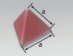 PFC-S | Pyramid Tetrahedron (TET) | Rosler Pastic Media