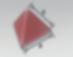 PMC | Pyramid Tetrahedron (P) | Rosler Pastic Media