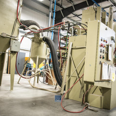 Certified Automated Blasting Processes