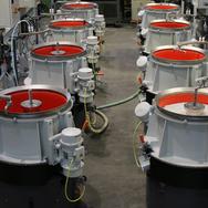 Wheel finishing systems type 24/2 turbo