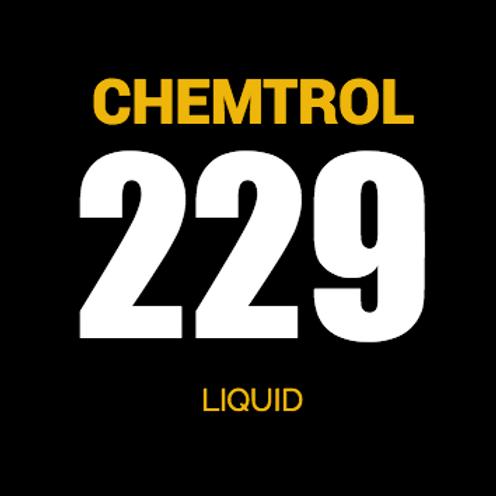 Chemtrol 229 Vibratory Finishing Burnishing Compound