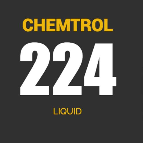 Chemtrol 224 Vibratory Finishing Burnishing Compound