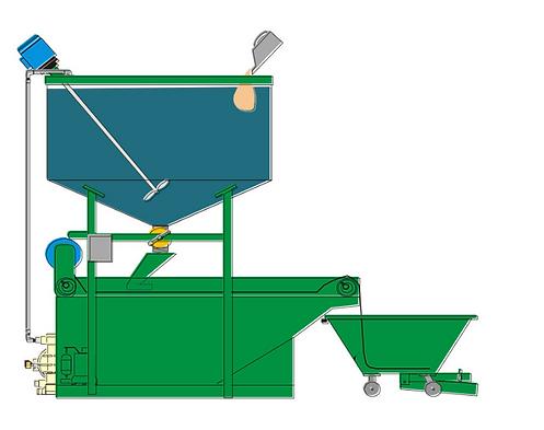 Chemtrol Waste Water Floculaton Systems