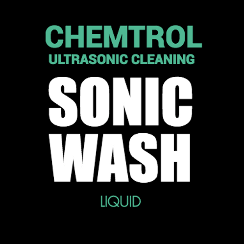 Chemtrol Sonic Wash Industrial Washing Compound