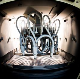 Inline Rotary Head Machine